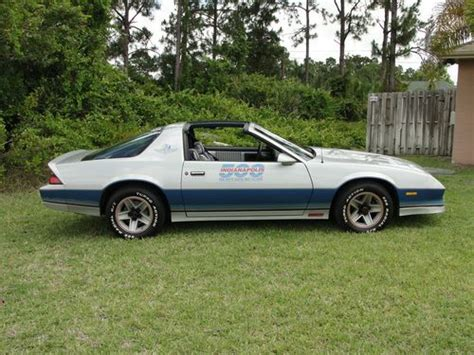 1982 camaro pace car for sale purchase used 1982 camaro z 28 pace car in port