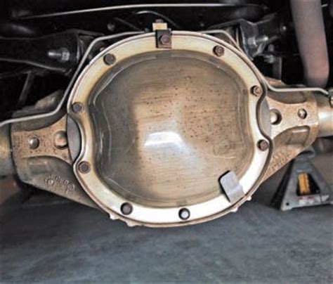 pontiac 10 bolt rear end identification history and identification of chevy 10 and 12 bolt chevy
