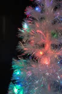 6 5 ft pre lit multi color led fiber optic christmas tree