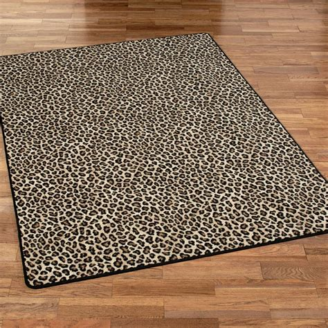 print rugs pink leopard print rug best decor things