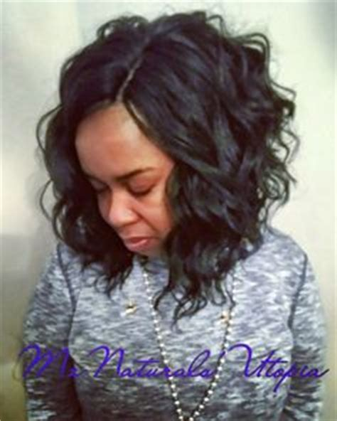 using weave track hair for crochet braid crochet braids bob hair is ocean wave by kima this is so