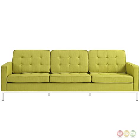 button tufted loveseat mid century modern loft 2pc button tufted sofa loveseat