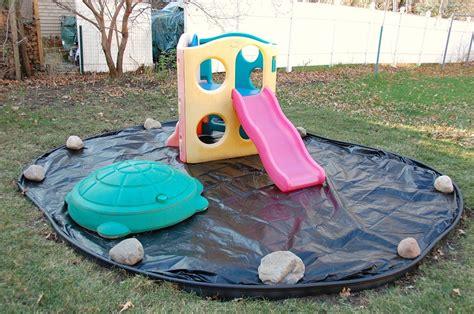 cheap backyard playground ideas a cheap parenting moment bobbleheadbaby