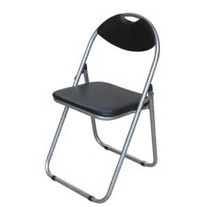 soft padded folding chair steel foldable chair faux leather folding office chair ebay