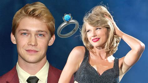 taylor swift engaged 2018 is taylor swift engaged latest quotes reveal joe alwyn is