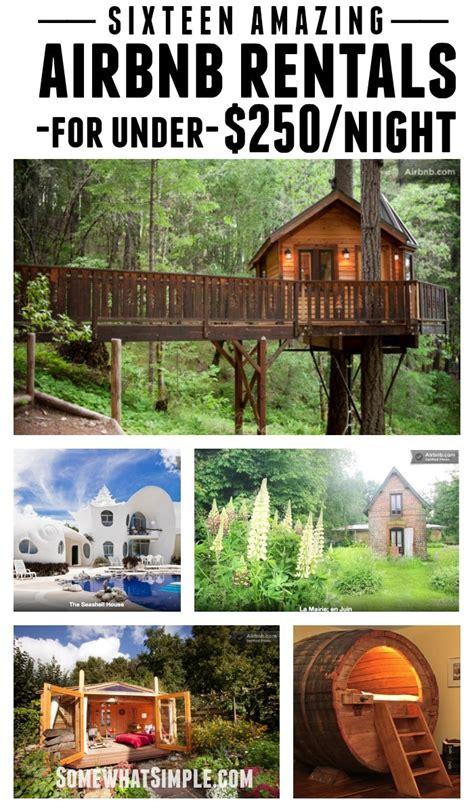 Airbnb Rentals | extraordinary airbnb rentals