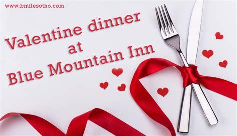 dinner 2015 blue mountain inn