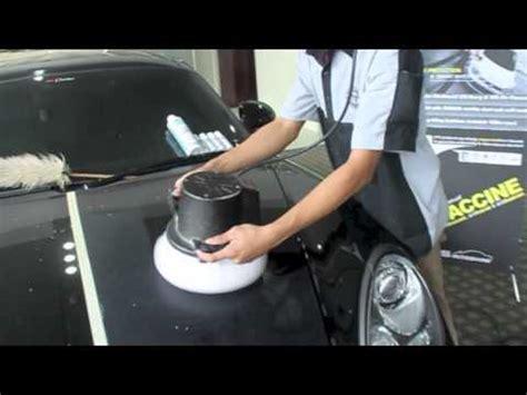 Pps Teflon Jakarta pps ptfe sealant paint protection on a black porsche