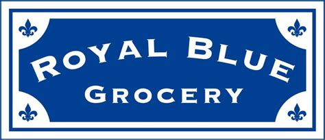 Blue Grocery 25 Best Ideas About Royal Blue Grocery On