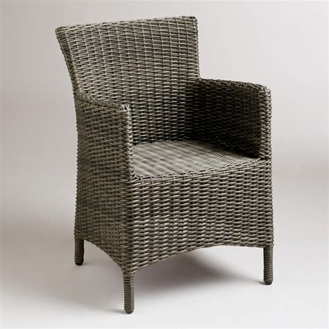 dining room grey wicker braided wicker dining chairs for