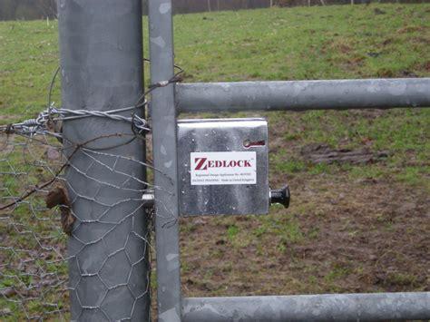 gate house lock farm gate security north west locks