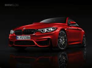 Bmw Coupes World Premiere Bmw M4 Coupe And Convertible Facelift