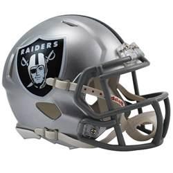 Home Interior Bears Oakland Raiders Nfl Mini Speed Football Helmet Buy For Guys