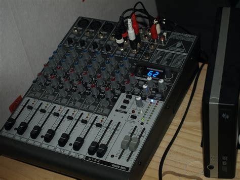Mixer Behringer Xenyx 1204fx Behringer Xenyx 1204fx Image 508746 Audiofanzine