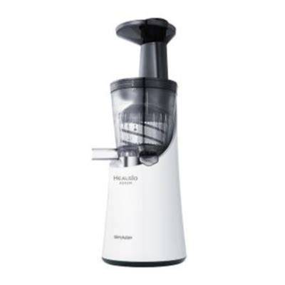 Juicer Sharp Sharp Ej X20h W Juicer White Juice Extractor Kitchen Appliances Home Appliances