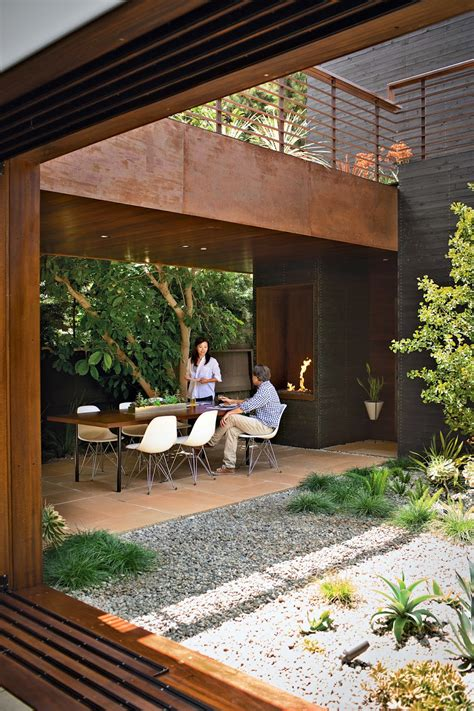 backyard dining 20 modern dining rooms for inspiration