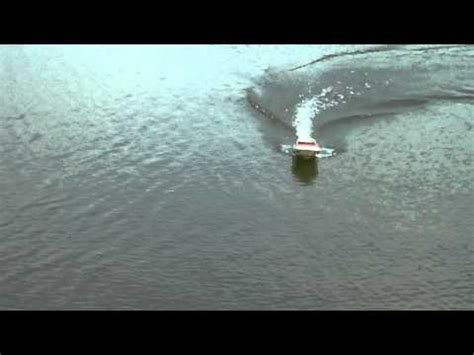 rc boats catching fish catching fish with rc boat youtube