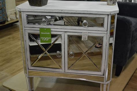 mirrored furniture at home goods reversadermcream