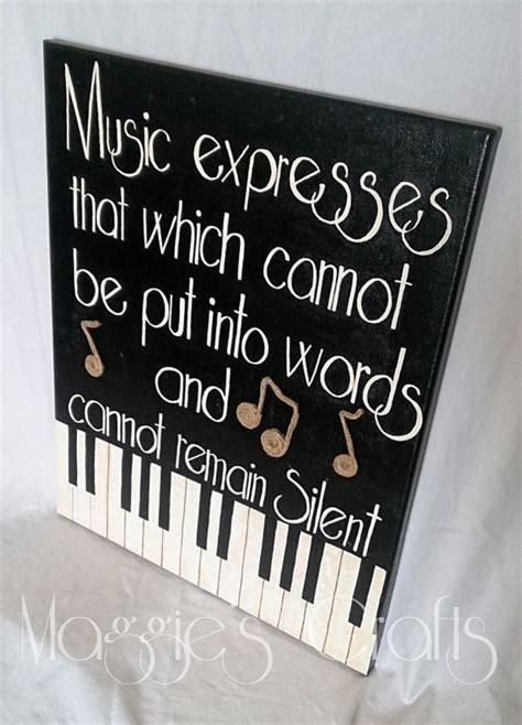 art is how we decorate space music is how we deco music music notes and piano on pinterest