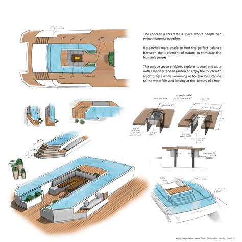 yacht design competition 2016 contest of 2016 yacht design talent award 2016