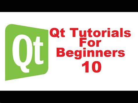 qt tutorial calculator qt c gui calculator tutorial