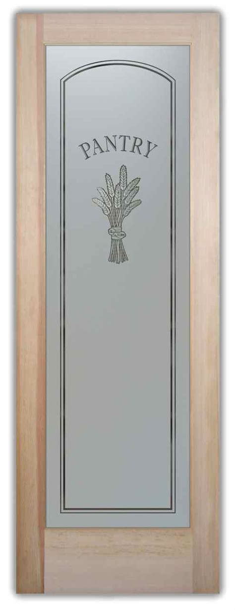country style pantry doors sans soucie glass