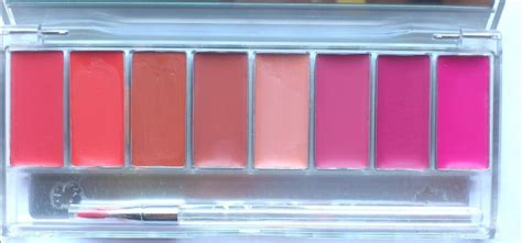Daftar Harga Wardah Lip review wardah lip palette the of