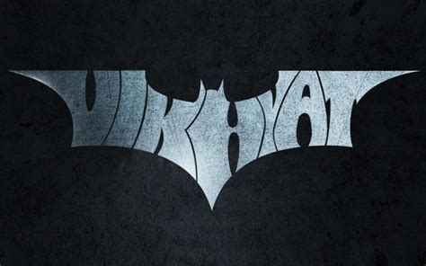put     batman dark knight logo  vikhyat