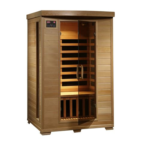 Small Home Sauna Best 2 Person Saunas Ideal For Small Homes 2017 Mixture Home