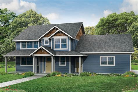 new country house plans new country house plan the northbank has welcoming front porch associated designs