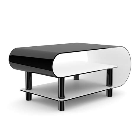 black gloss coffee table smart decision for interior