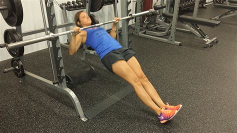 inverted bench press strength and conditioning athletic performance training