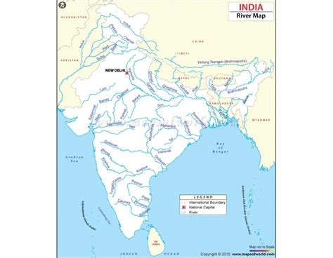 Rivers Of India Map Outline by Insights Revision Plan For Prelims 2016 Test 15 Insights