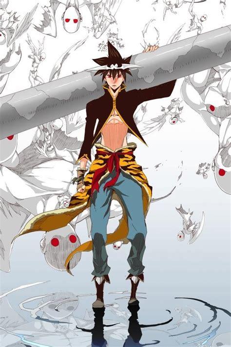 jade emperor anime scan battle jin mo ri 666 satan and the jade emperor