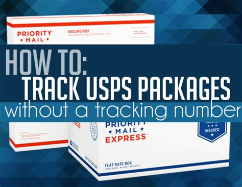 Us Post Office Package Tracking by How To Track Usps Without A Tracking Number