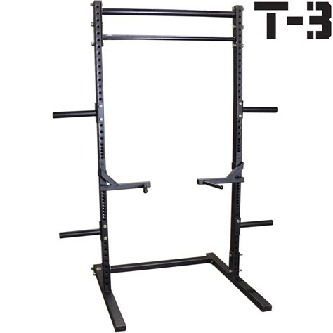 Dip Squat Rack by Titan T 3 Series Squat Rack W Dip Bars Deadlift Weight Stand Pull Up Work Out Wear