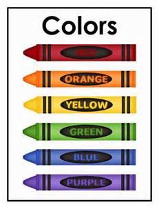 color id preschool colors related keywords preschool colors