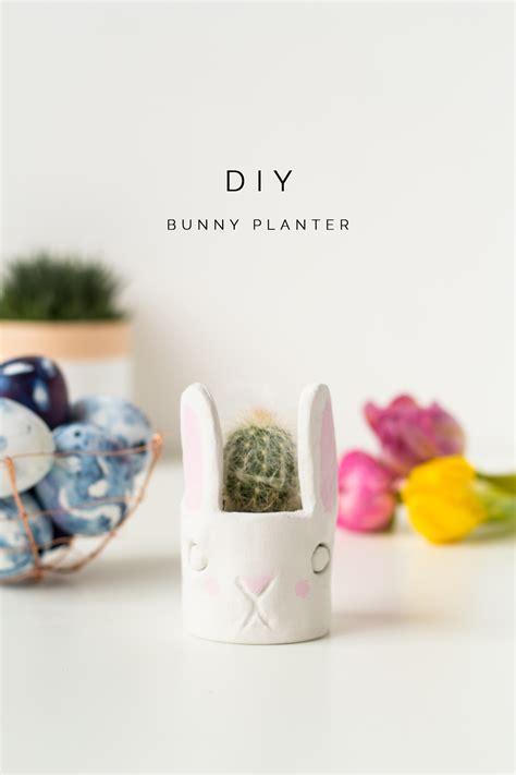 Diy Miniatur Papercraft Gedung Ncpa diy easter bunny cactus planter fall for diy bloglovin