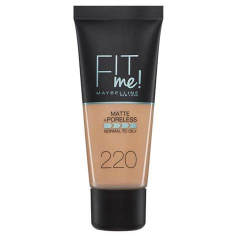 maybelline fit me foundation beige 220 superdrug
