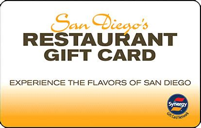 Synergy Restaurant Gift Card - loyalty management building customer loyalty gift cards for your business