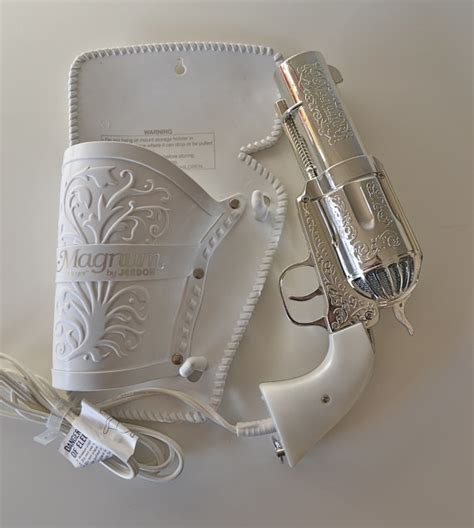 Handgun Hair Dryer 357 magnum gun hair dryer neat shtuff neat shtuff