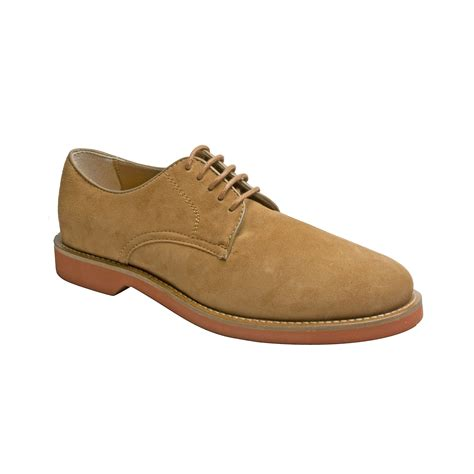 buck oxford shoes bass buckingham signature buck oxfords in brown for