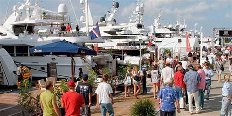 boat show de fort lauderdale fort lauderdale boat show apresenta barcos atra 231 245 es e