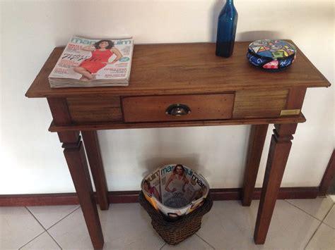 aparador uma gaveta mesa aparador de madeira de demoli 231 227 o 01 gaveta peroba r