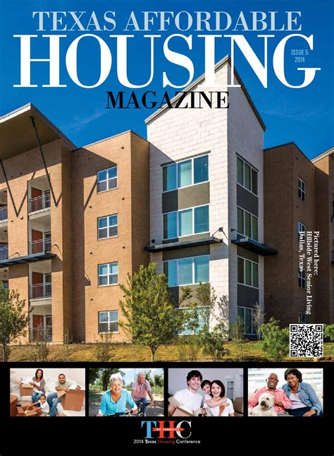Texas Affordable Housing 2014 By Texas Housing Conference