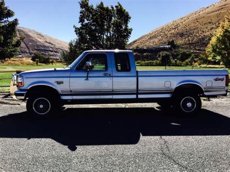 1993 Ford F250 by 1993 Ford F250 7 3l Turbo Diesel 109k 4x4