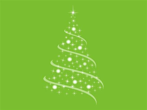 christmas tree design vector art graphics freevector com