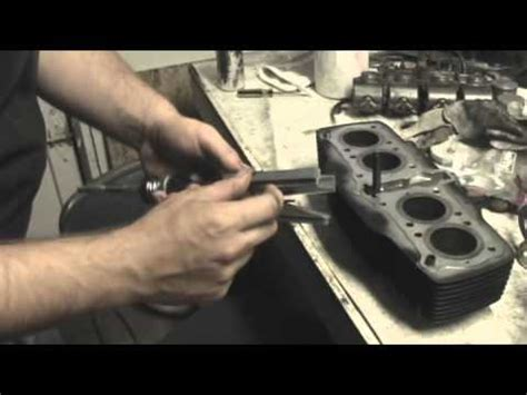 diy cylinder honing engine rebuild honda cb sohc youtube
