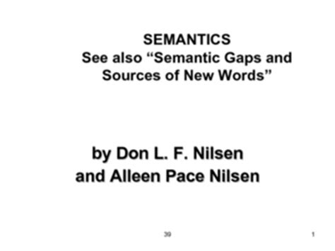 the semantic sources of the words for the emotions in sanskrit and the germanic languages a dissertation submitted to the faculty of degree of doctor of philosophy department books semantic gaps and sources of new words higher ed