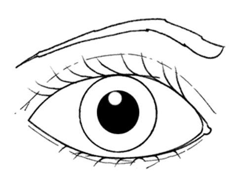 imagenes para colorear ojos kick ass tips para dibujar